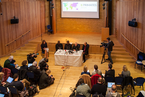 Primates Meeting Press Conference Canterbury 2016