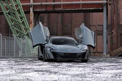 McLaren 675LT Shooting