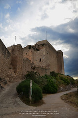 Castell de Miravet (Tarragona, España)