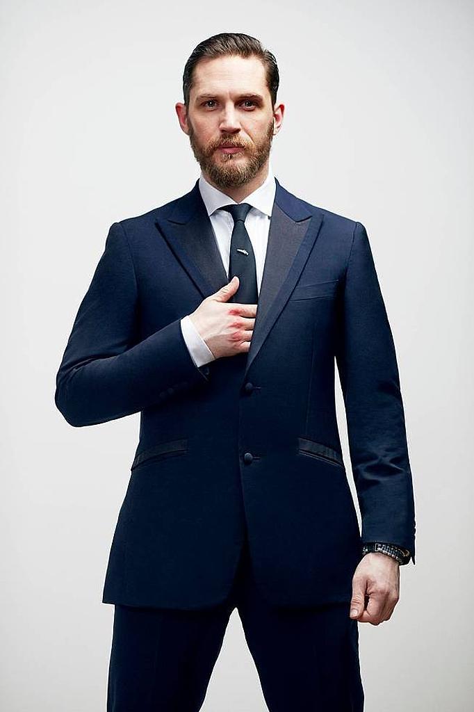 Том Харди — Фотосессия для «Esquire» UK 2015 – 7