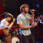 Fri, 19/02/2016 - 8:34am - Ra Ra Riot Live at Rockwood Music Hall, 2.16.2016 Photographer: Gus Philippas