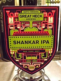 Great Heck, Shankar IPA, England