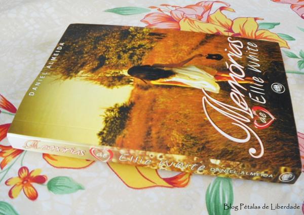 Resenha, livro, Memórias de Ellie White, Daniel Almeida, Selo Jovem