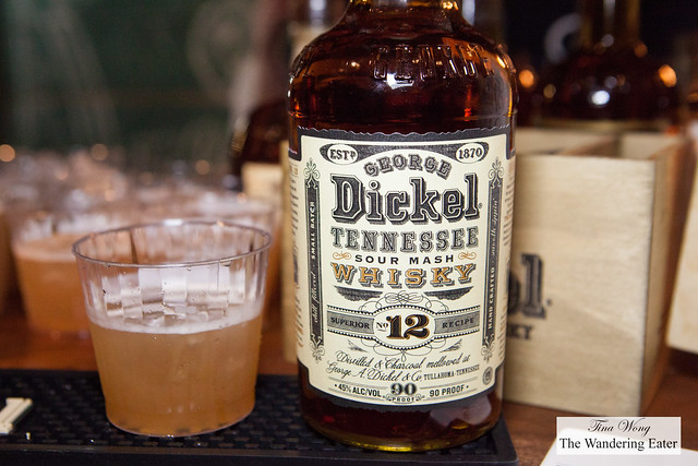 George Dickel Sour Mash Whiskey
