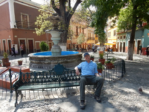 Guanajuato - Plaza de San Fernando