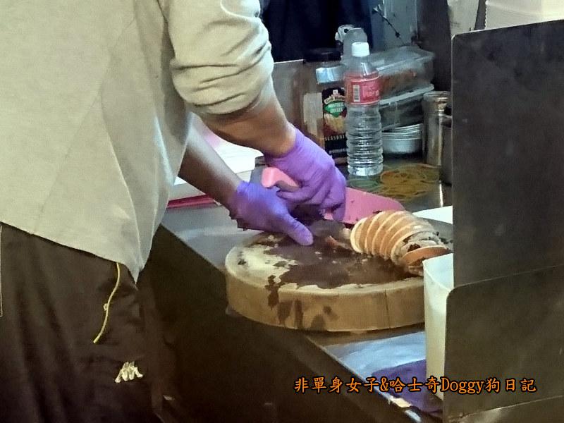 寧夏夜市美食蚵仔煎飯糰豆花24