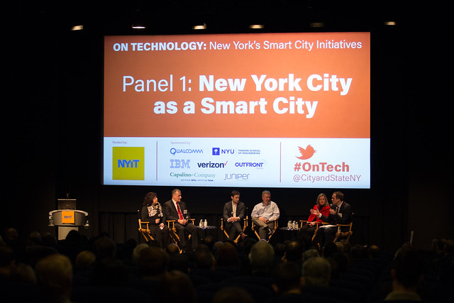 On Tech: New York's Smart City Initiatives