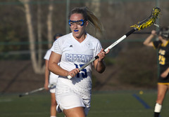 CNU Christopher Newport University Captains  Randolph-Macon Yellow Jackets women's lacrosse