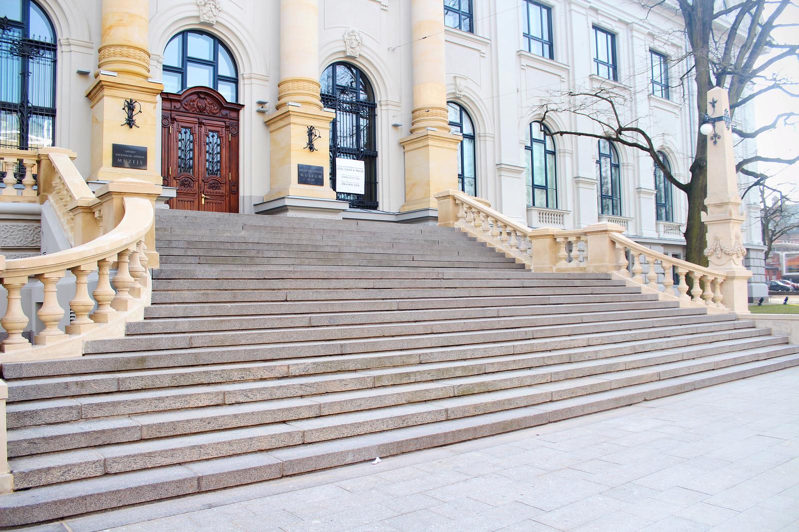 Latvia, Riga architecture