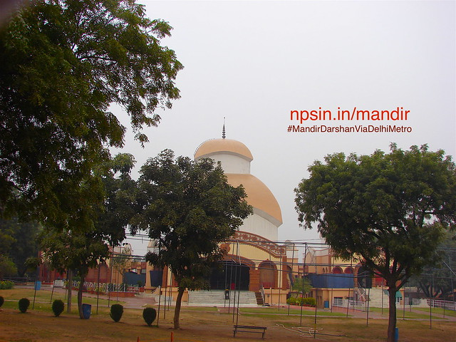 The center and primary prayer hall of Maa Kaali. A large pandal area, where all Durga Puja related rituals organised.
