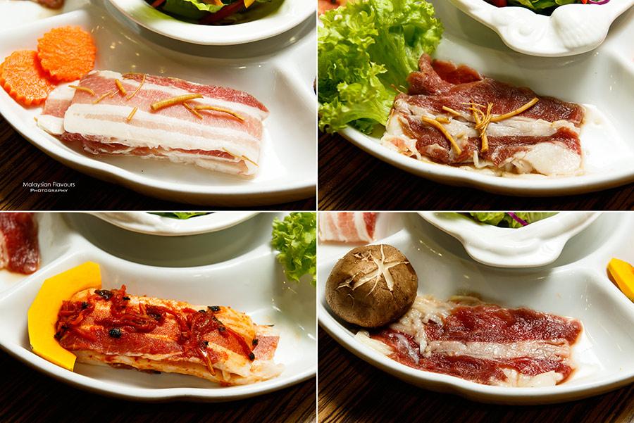 Kyung Joo Korean grilled meat