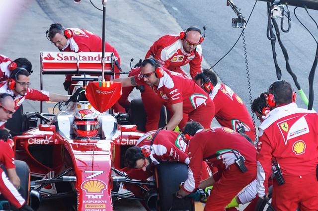Ferrari F1 Tests (132 de 233)