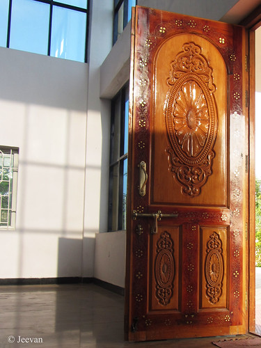 Decorative door