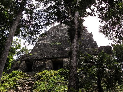Tikal: l'autre face du Temple des Inscriptions
