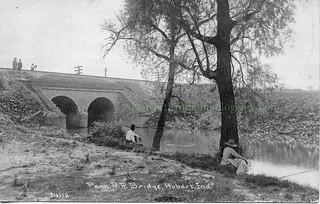 Pennsy bridge 1914