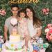 Niver Laura 2 Anos  - João e Barbara