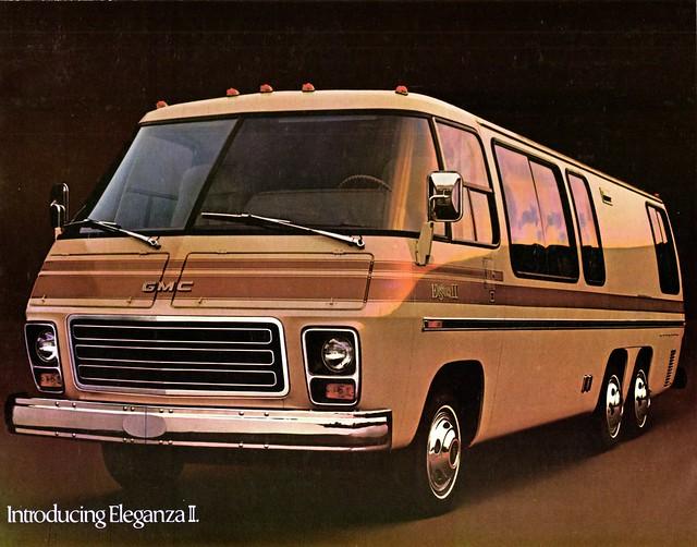 1976 GMC Eleganza II MotorHome