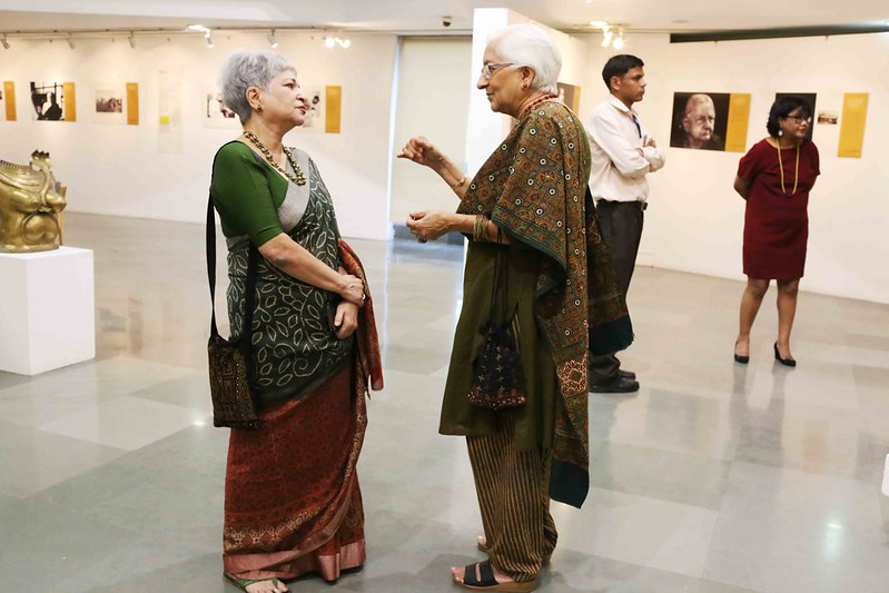 City Style - A Conference of Kamaladevi Chattopadhyay's Saris, India International Center
