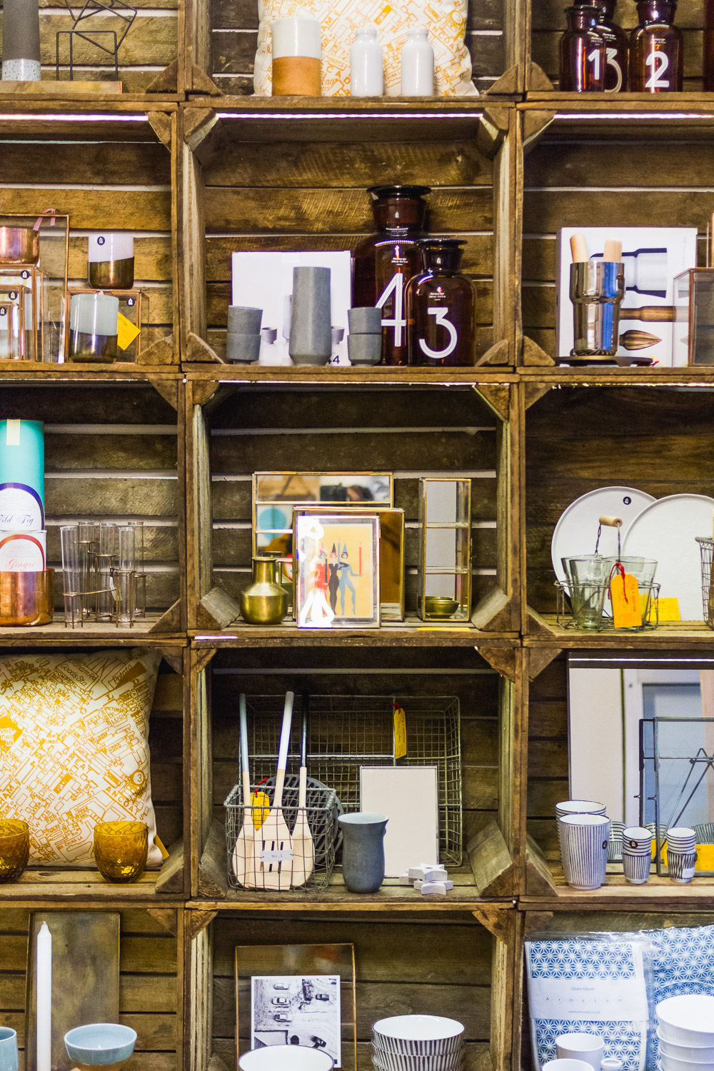 Fig & Sparrow gift shop cute homeware manchester