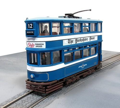Leeds Tramcar