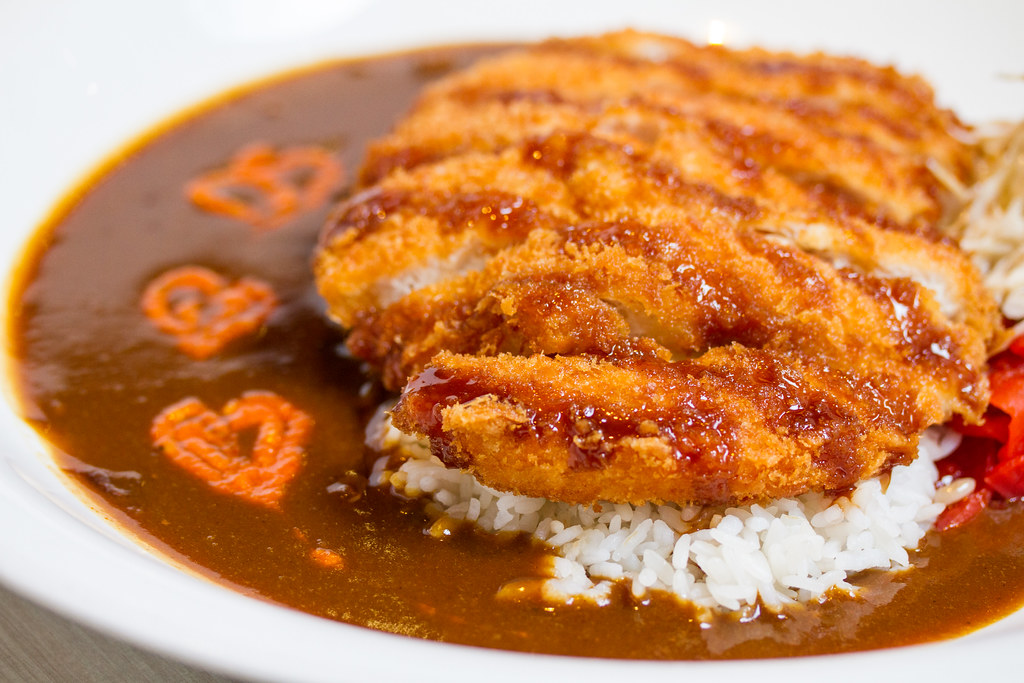 ION Food 1 for 1: Chicken Katsu Curry
