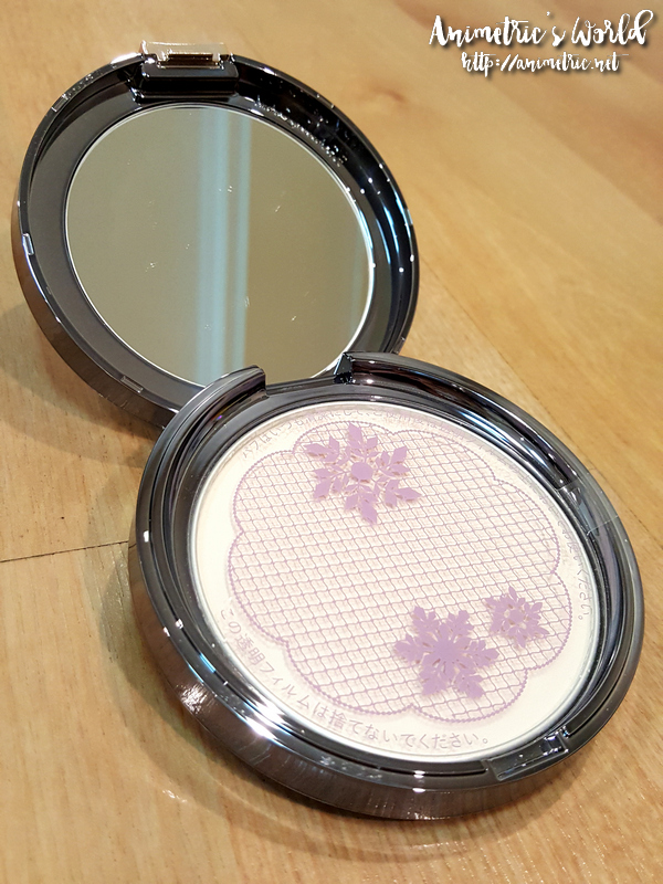 Shiseido Maquillage Snow Beauty Powder