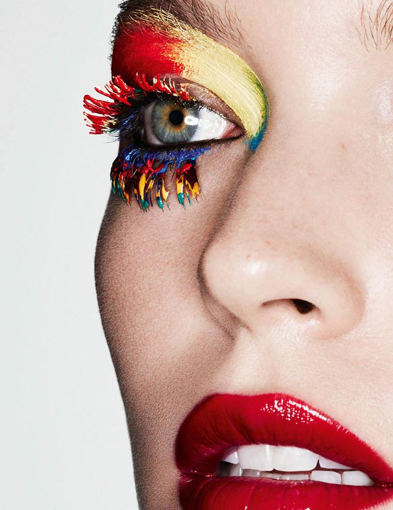 Аризона Мьюз — Фотосессия для «Vogue» FR 2016 – 2