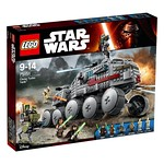 LEGO Star Wars 75151 Clone Turbo Tank box