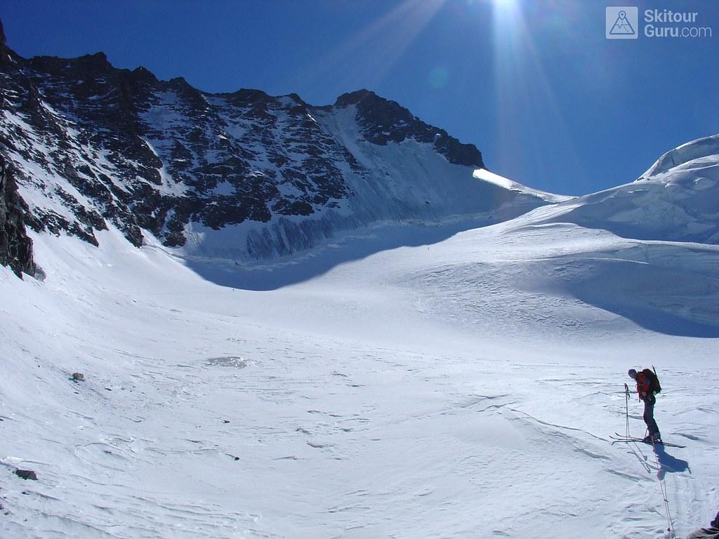 Rimpfischhorn Walliser Alpen / Alpes valaisannes Switzerland photo 24