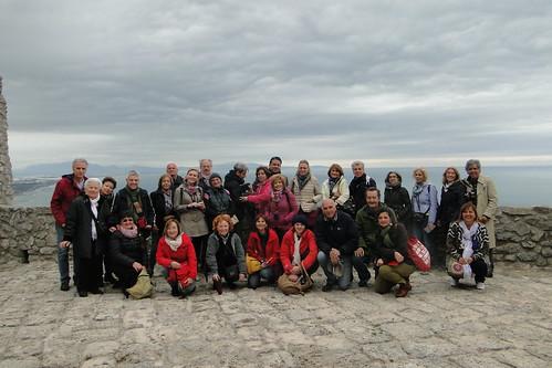 Salerno, Amalfi e Vietri con Cyberia, aprile 2016