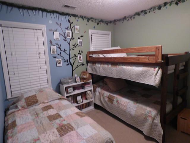 Narnia Room Transformation