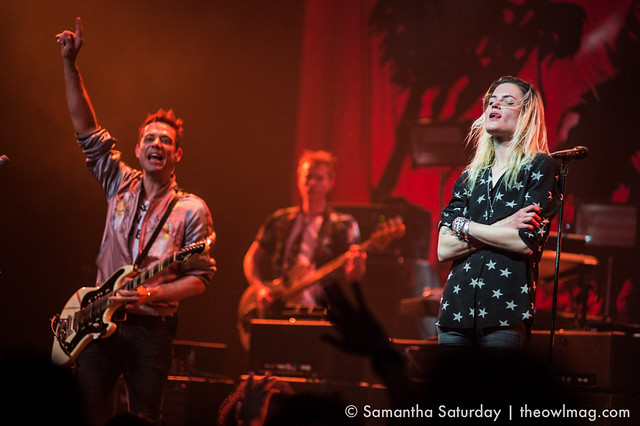 The Kills @ Mayan, Los Angeles - 18 April 2016 17