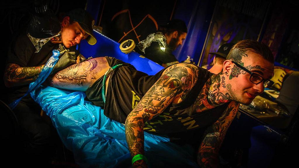Svenska Tatueringsmässan 2016