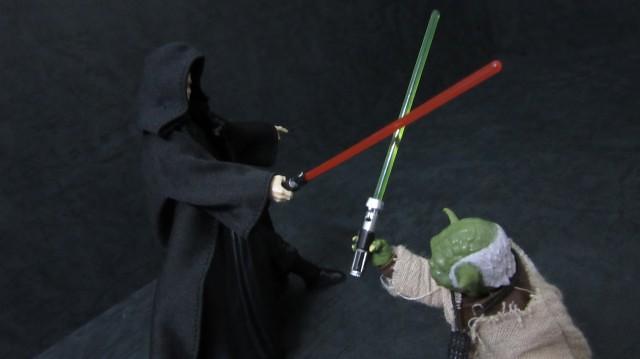【玩具人SIN投稿】Star Wars The Black Series Emperor Palpatine 皇帝帕爾普廷