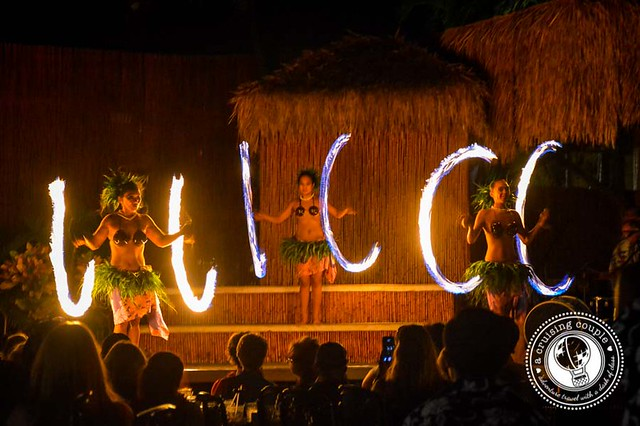 Luau in Maui Hawaii