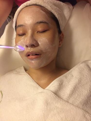 【轉貼】【保養】毛孔粗大好惱人呵護自己好好做點保養  Natural Beauty自然美 NB-1細緻毛孔臉部課程 (30)