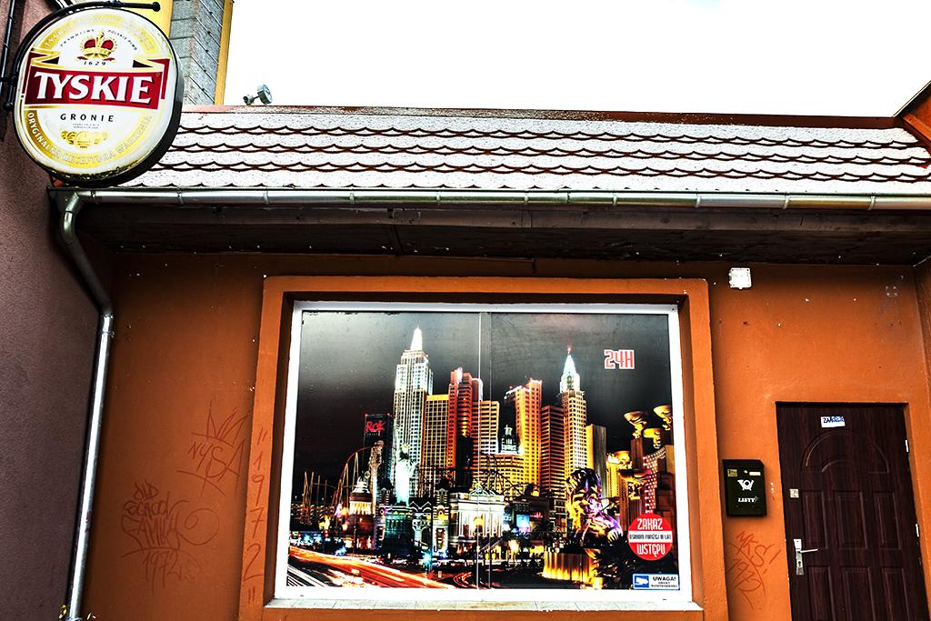 Casino with image of Las Vegas--Zgorzelec
