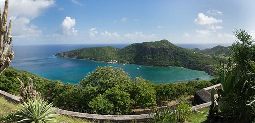 france landscape guadeloupe lessaintes basseterre fortnapoléon frenchantilles îlesdessaintes caribbeancruise2015