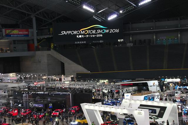 札幌モーターショー2016その1_01