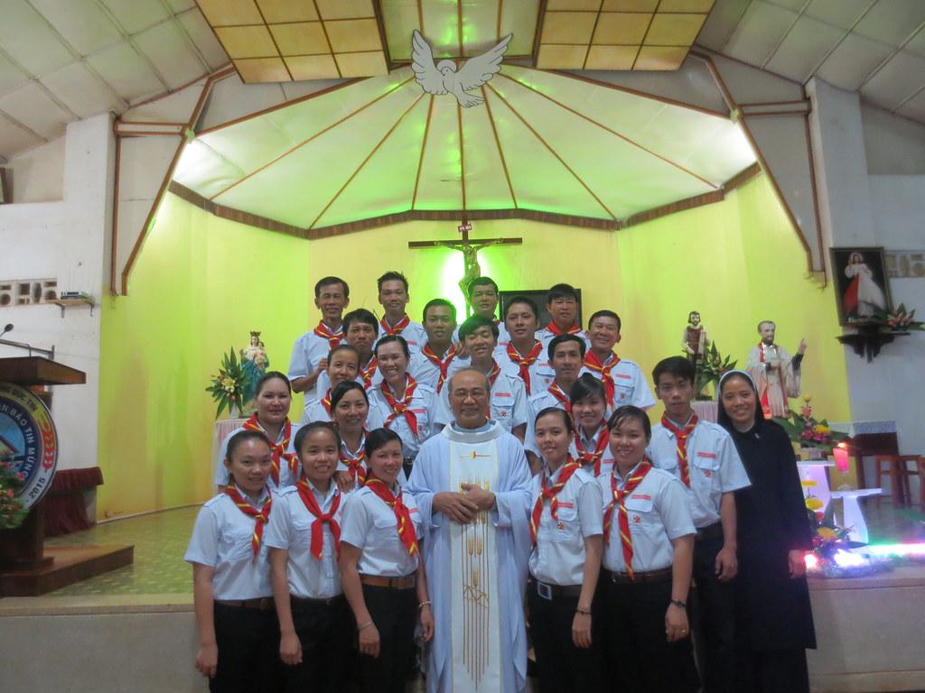 Giáo lý viên Giáo xứ
