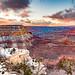 Grand Canyon Sunset by Jaideep Mann