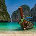 Maya Bay by James Waghorn