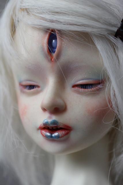 Tutorial - Albino Kitsune - final