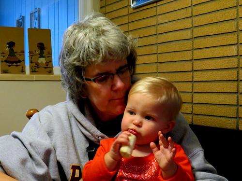 Carol & Josephine Joy