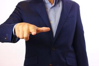 指さし by photoAC