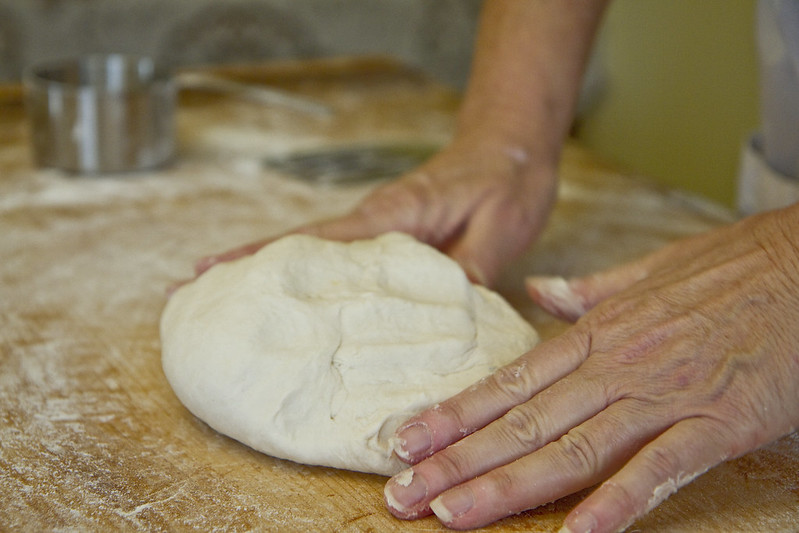 perogie dough