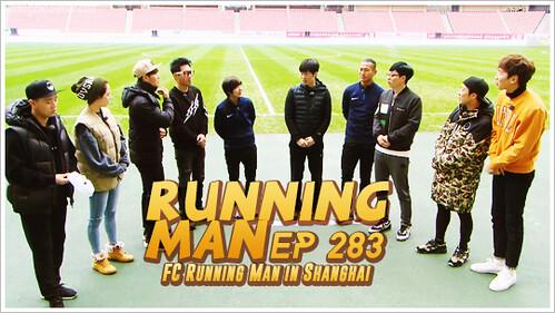 [Vietsub] Running Man Tập 283