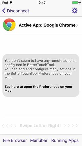 自分のMacに接続するとこんな感じ