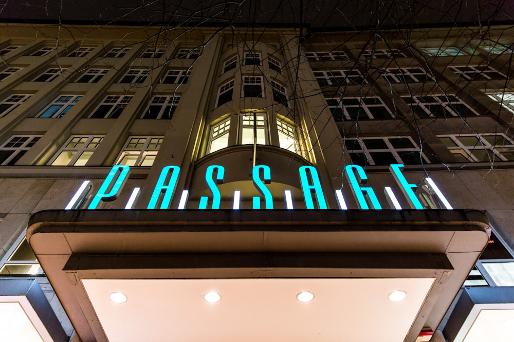 Passage Kino Hamburg