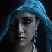 Blue veil by Siddiqui, sayeed
